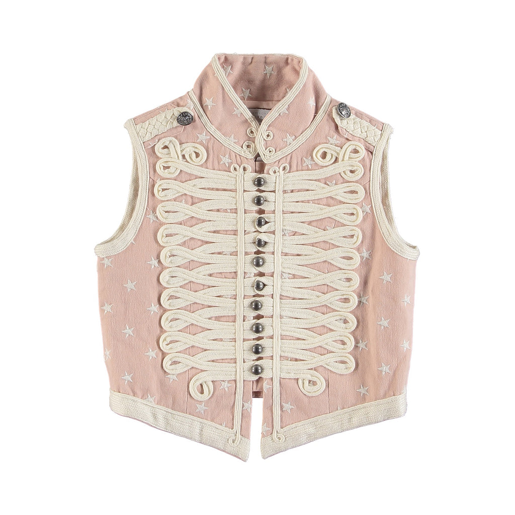 MULTIC EMBRO STARS GILET