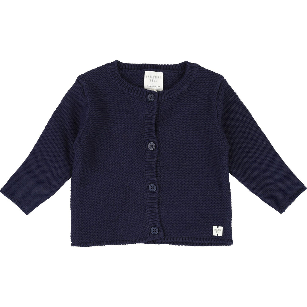 KNITTED CARDIGAN 6M