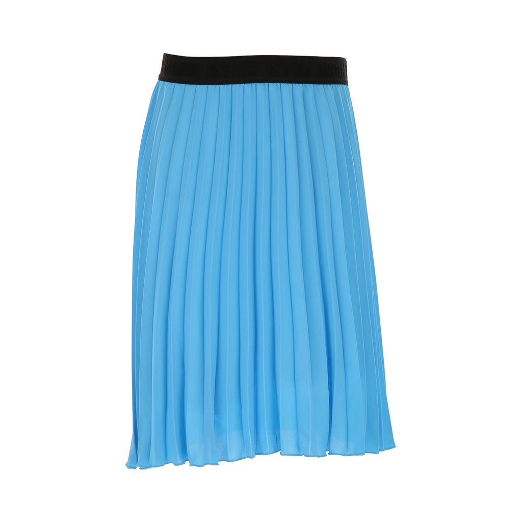 CREPE DE CHINE SKIRT