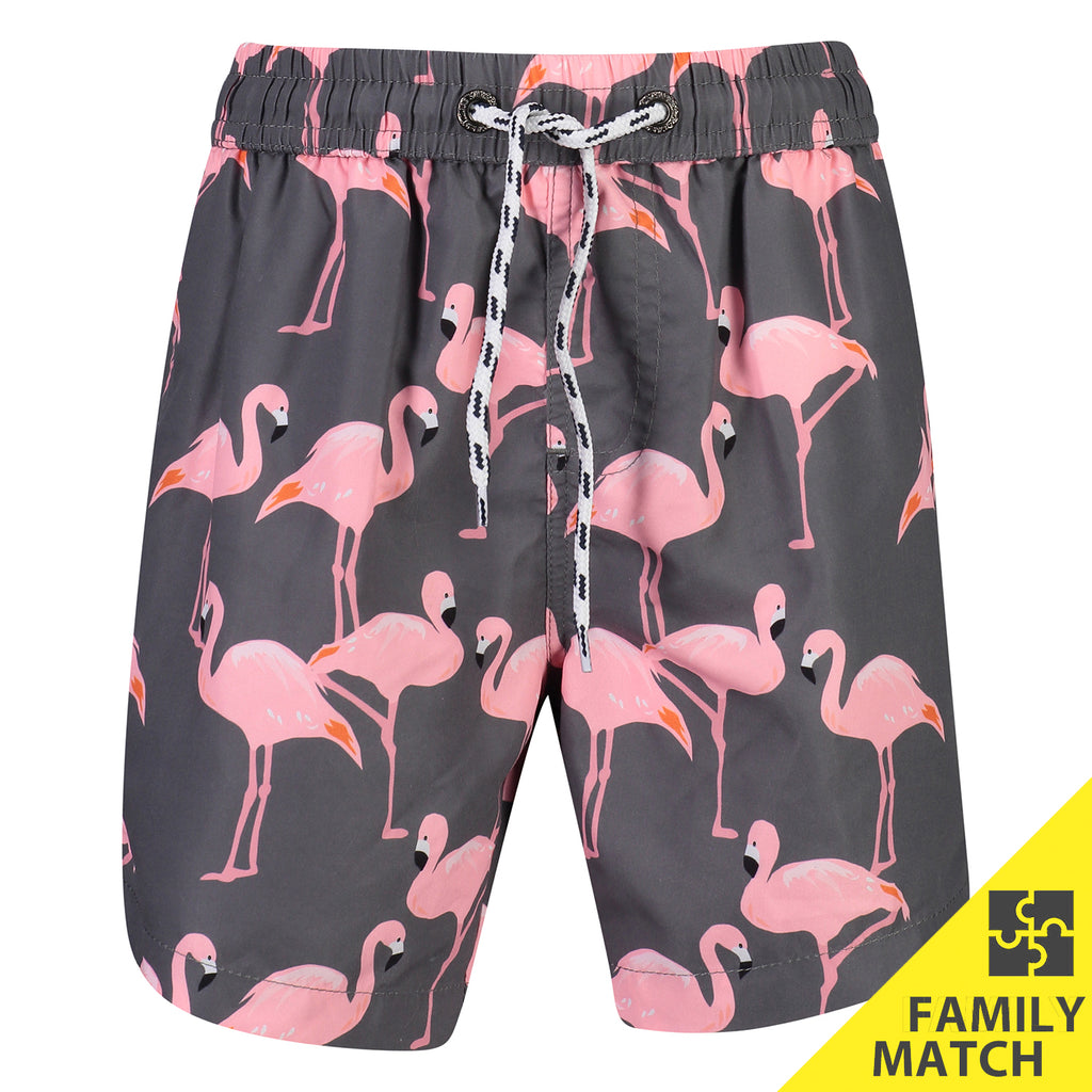 Flamingo Social Boardies