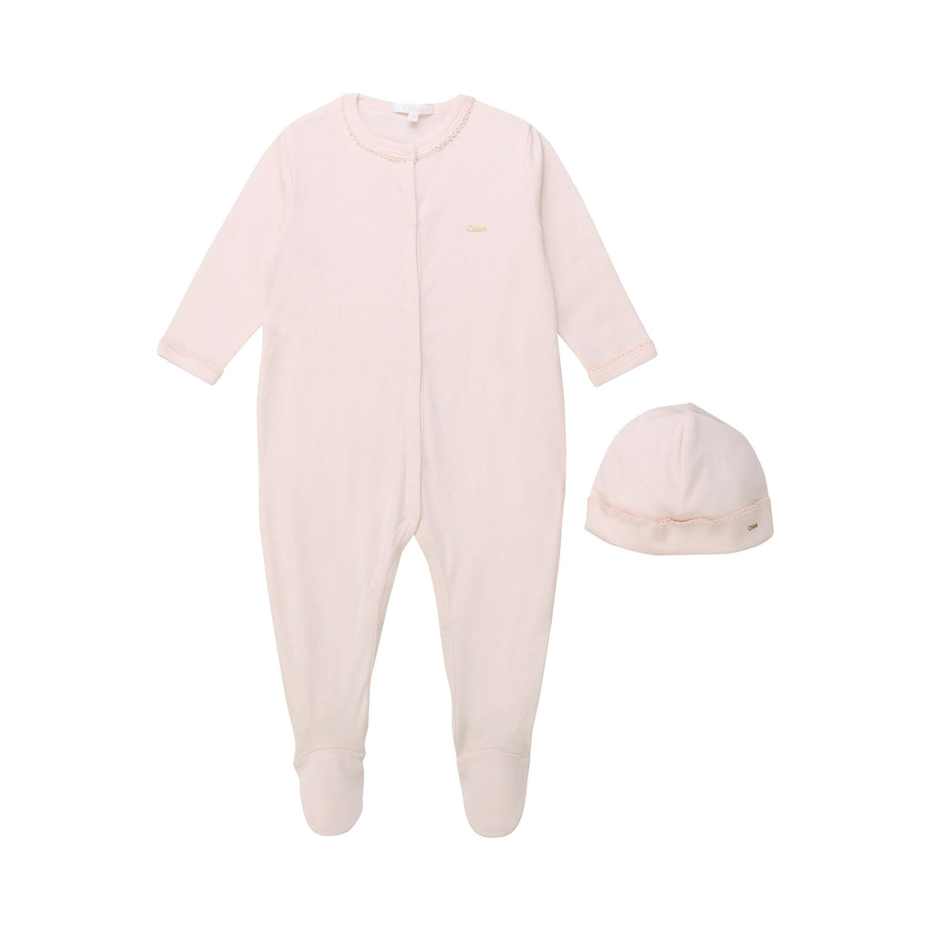 PYJAMAS + PULL ON HAT GIFTSET