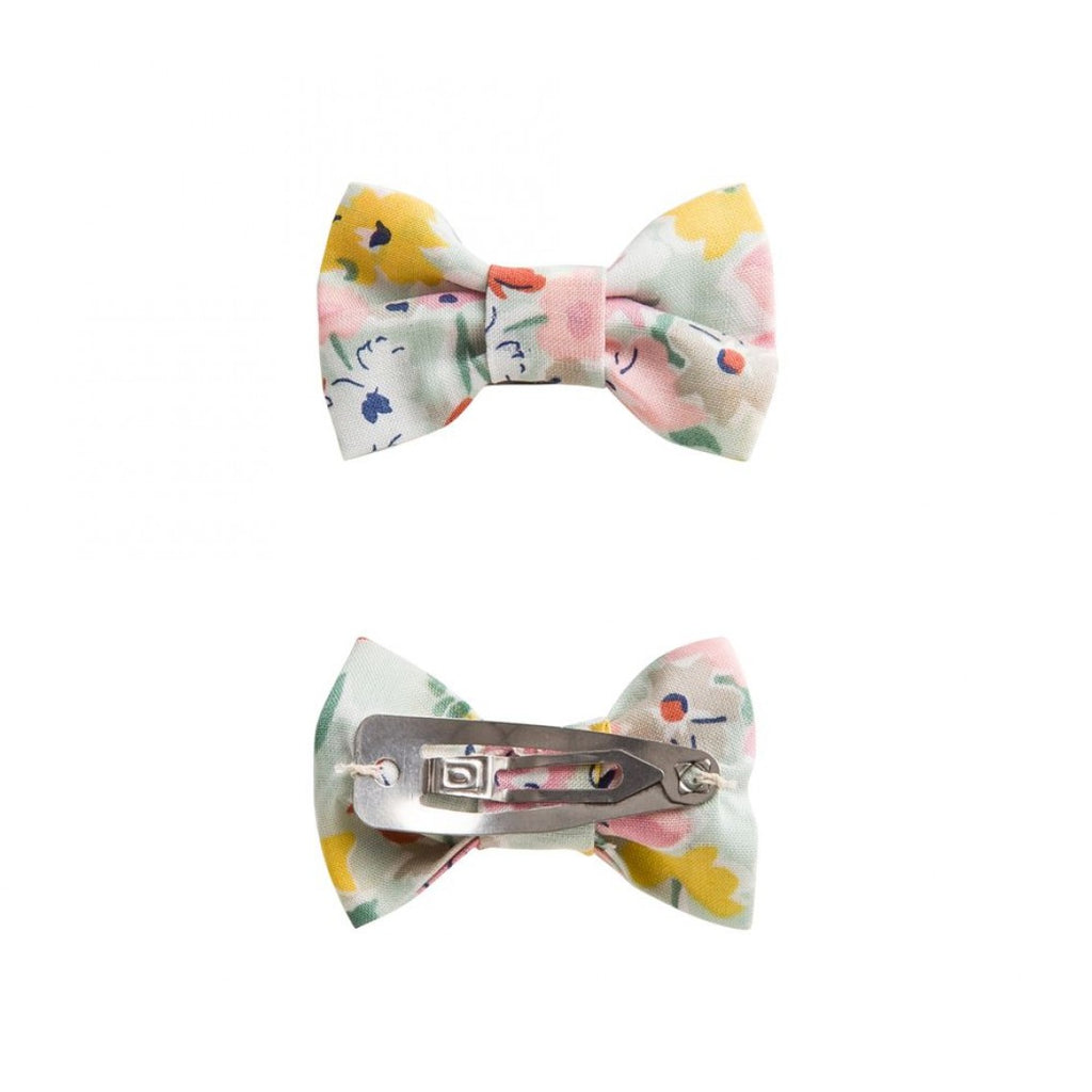 BARRETTE PAPILLON MINT
