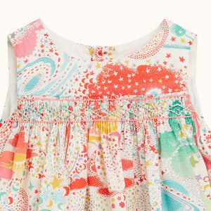 GIRLS' CLOTHI DRESS MULTICOLOR