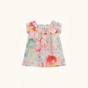 LAURE BLOUSE MULTICOLOR