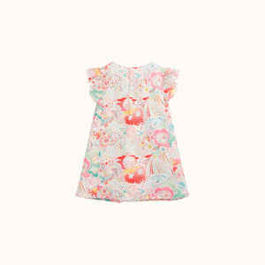 LUNEA LIBERTY DRESS MULTI-COLORED