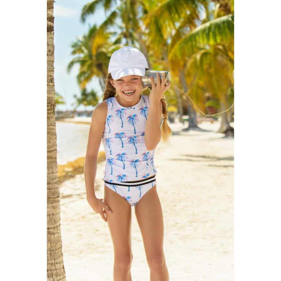 Moorings Palm Sports Tankini
