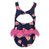 Slice of Life Skirt Baby Girl Swimsuit