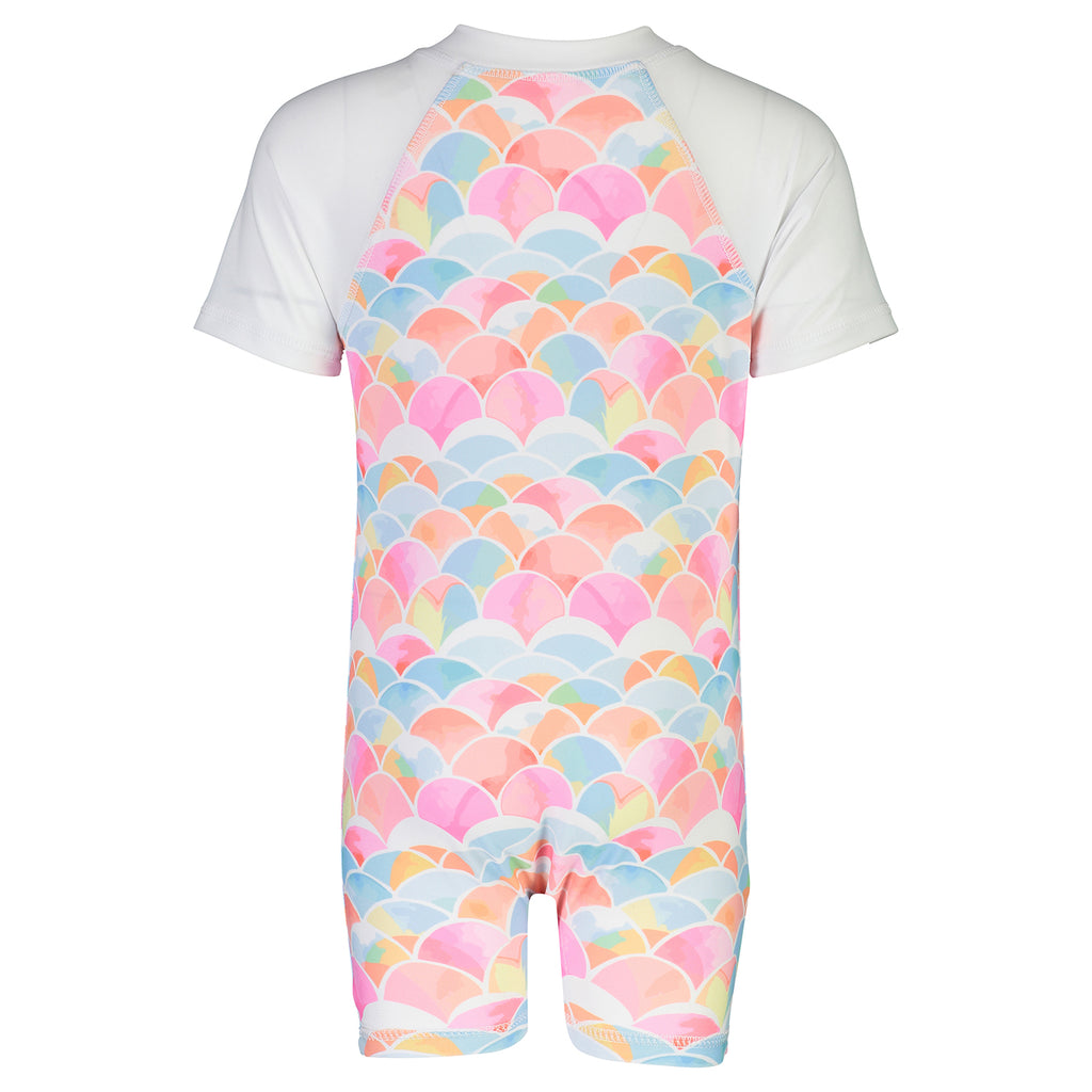 Rainbow Connection SS Sunsuit