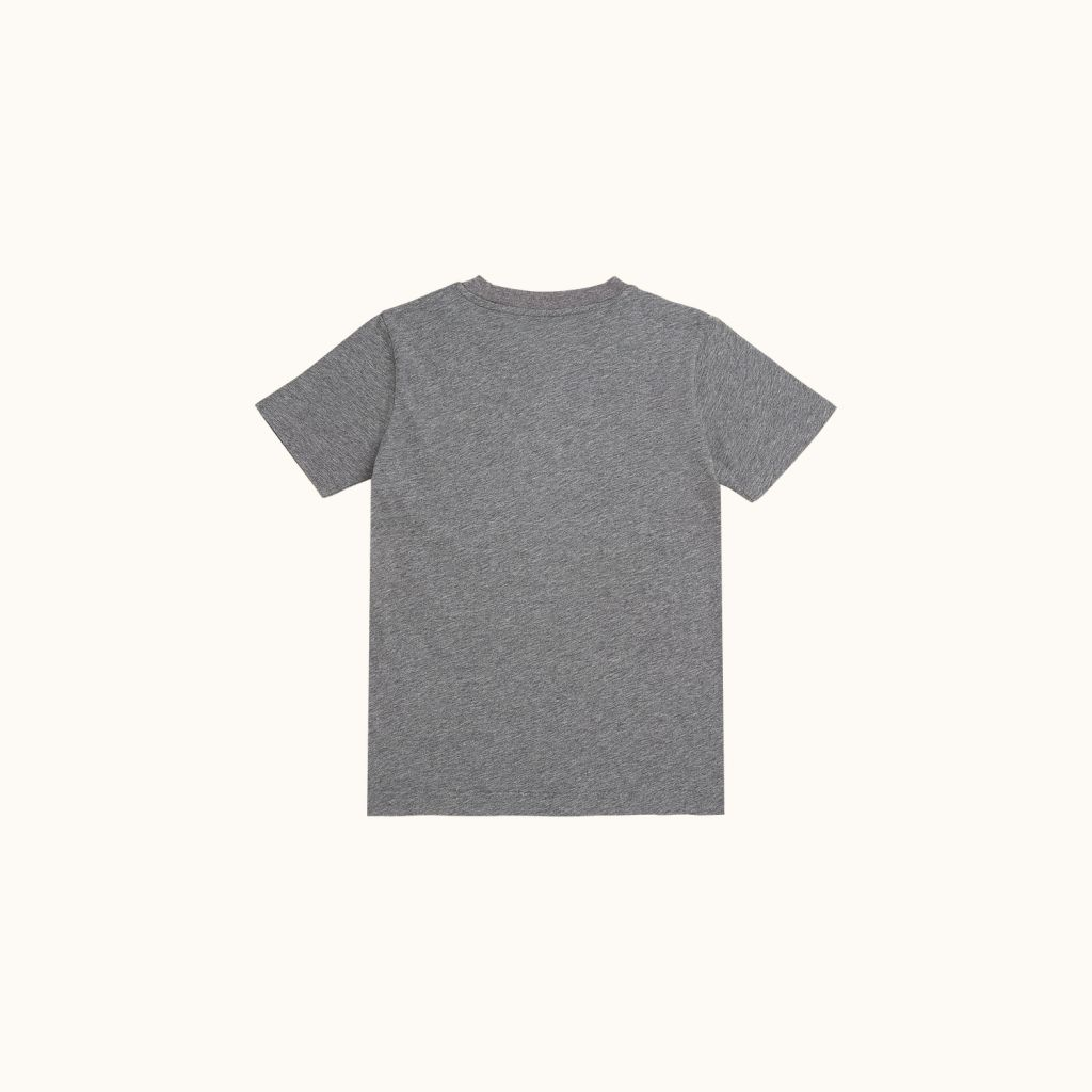 T-SHIRT DARK GRAY
