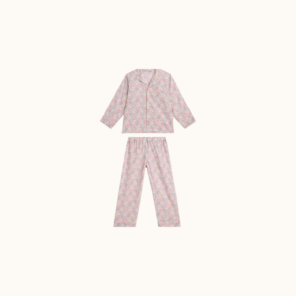 WOMAN LIBERTY PRINT DORMEUR PAJAMAS