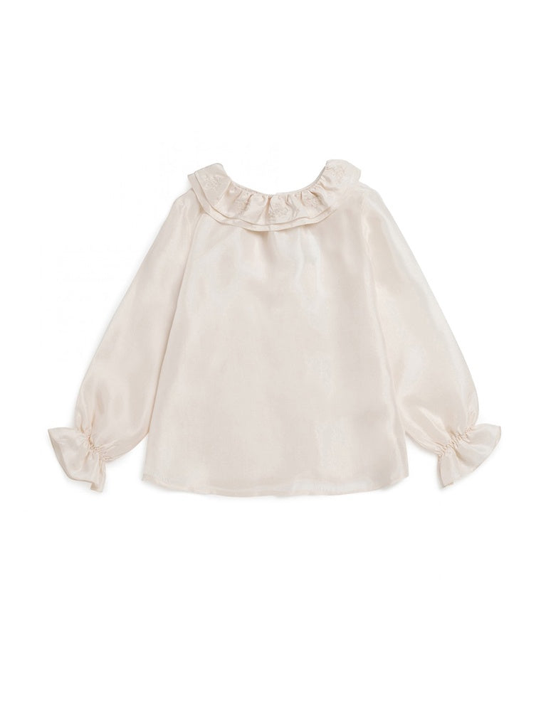 BLOUSE HABILLEE