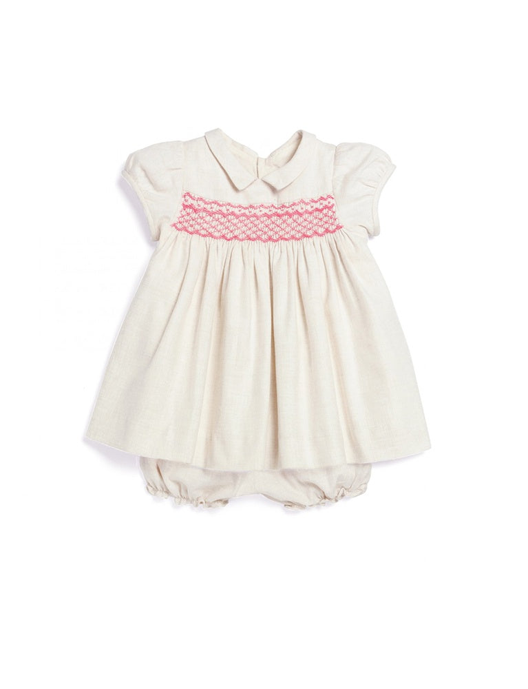 ROBE HABILLEE+BLOOMER