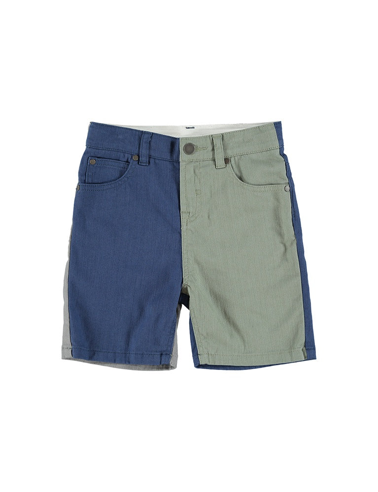 BLAKE BOY SHORTS COLOR BLOCK