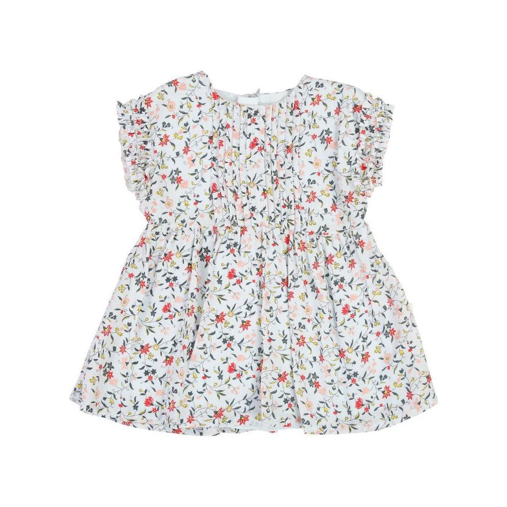 FLORAL PRINT BABY DRESS