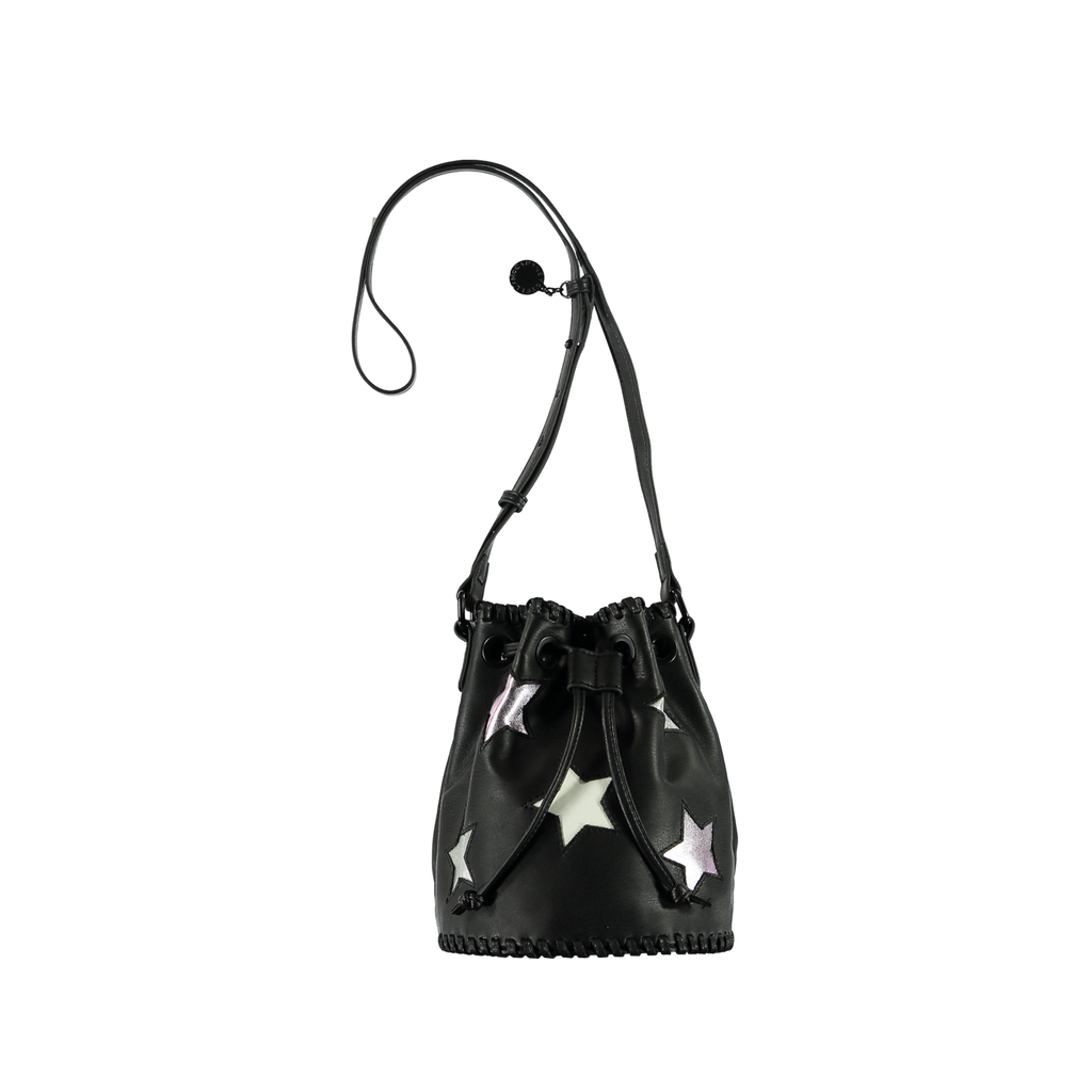 Bucket Bag With Inserted Star