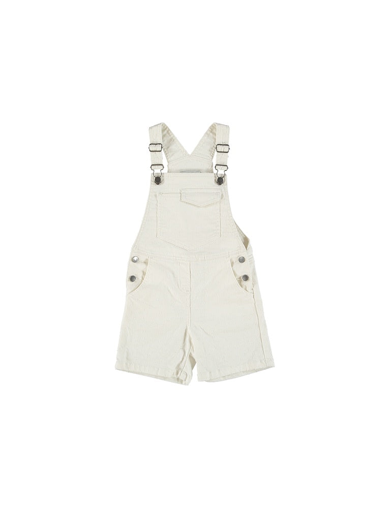 CHARITY SHORT DUNGAREES