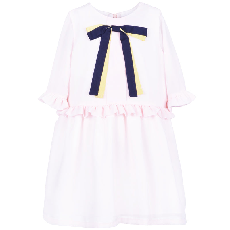 Ribbon Bow Tea Dress