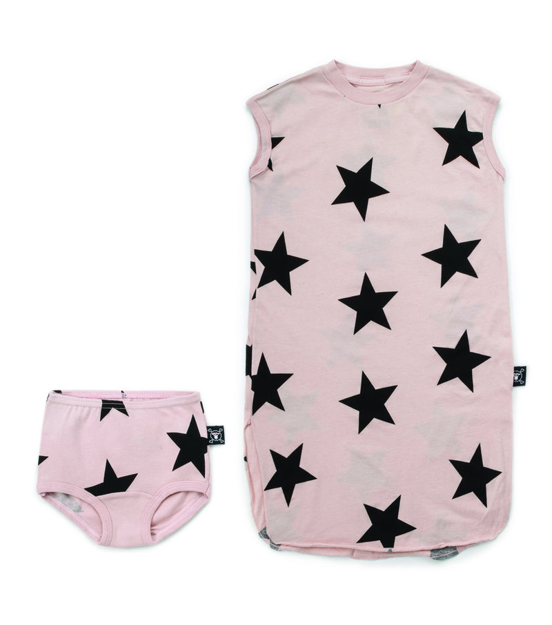 STAR LOUNGE SET PINK