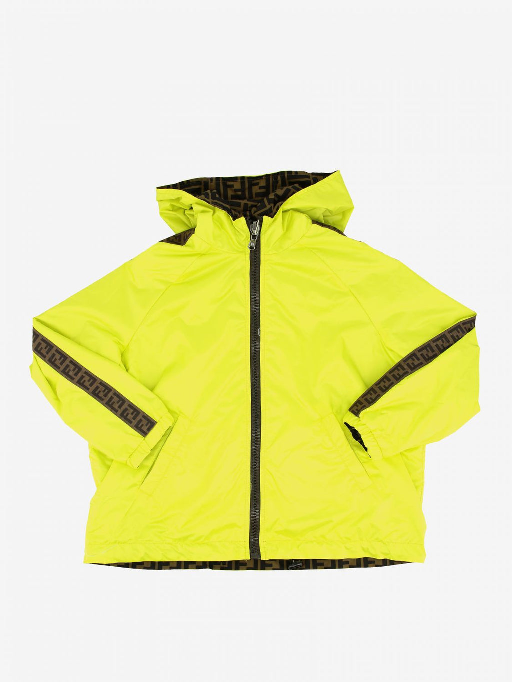 Fendi K-Way Jacket