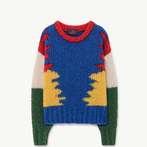 BLOWFISH KIDS SWEATER MULTICOLOR