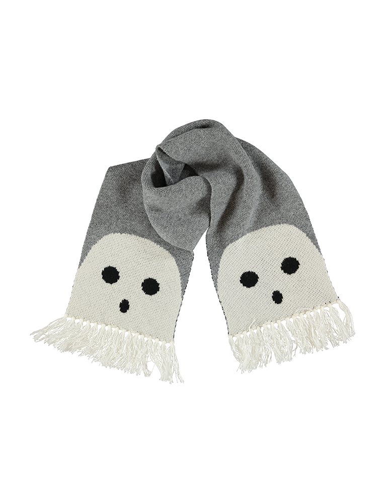 SPOOK GHOST SCARF