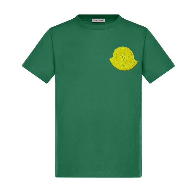 MAGLIA T-SHIRT IN GREEN