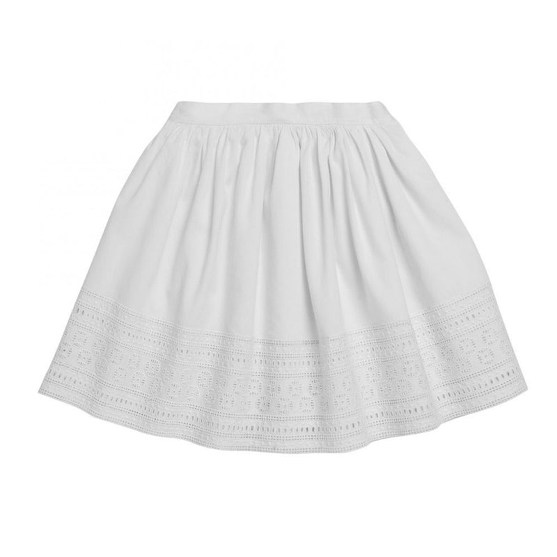 JUPE BRODERIE ANGLAISE