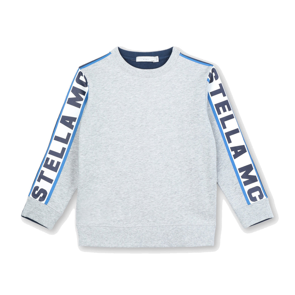 LOGO SLEEVE SPORT SWEAT