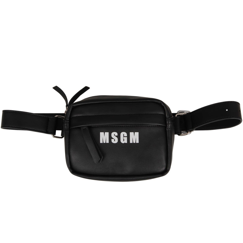 ECO LEATHER FANNY PACK