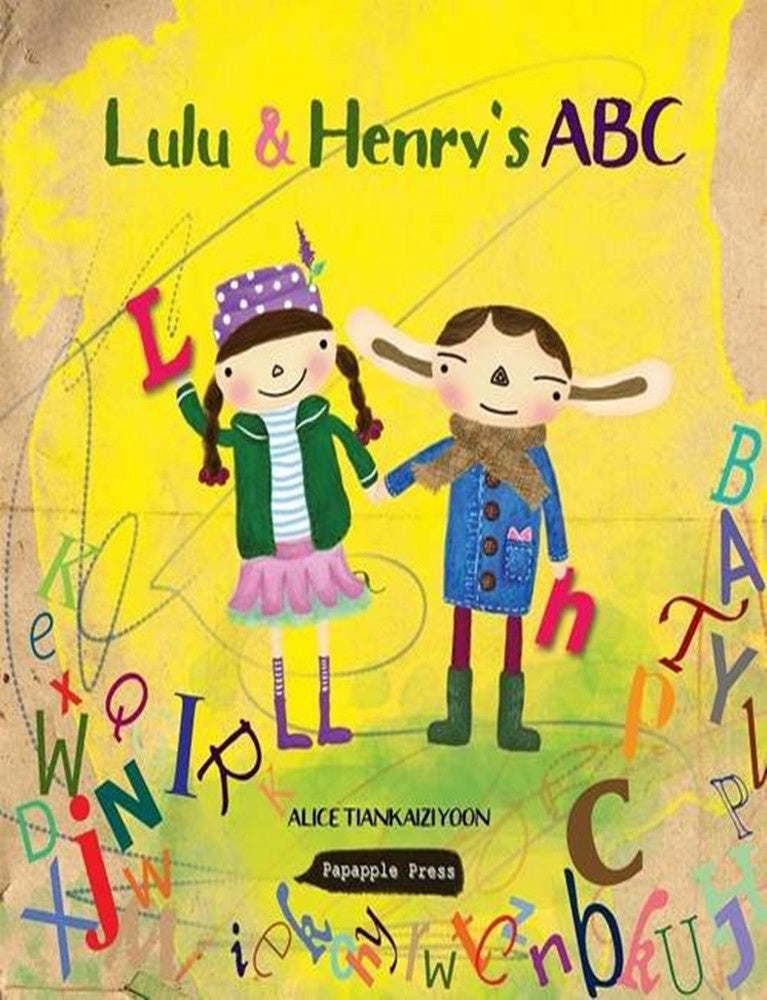 little dot lulu & henry's ABC