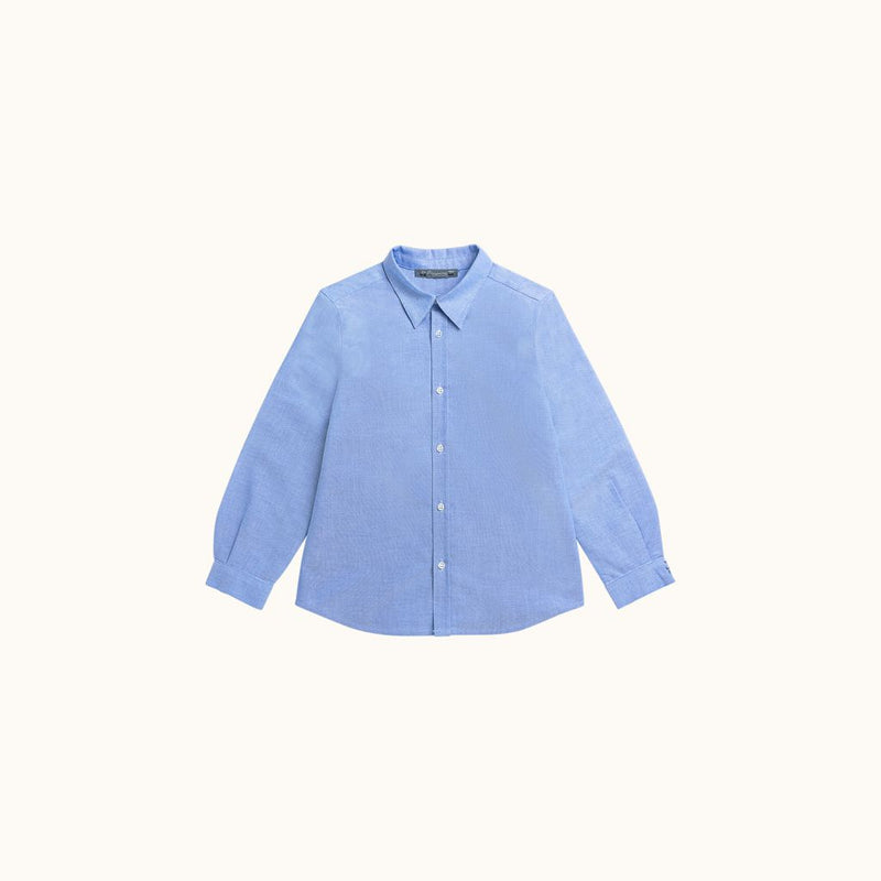 ACTEUR CHILDREN'S SHIRT SKY BLUE