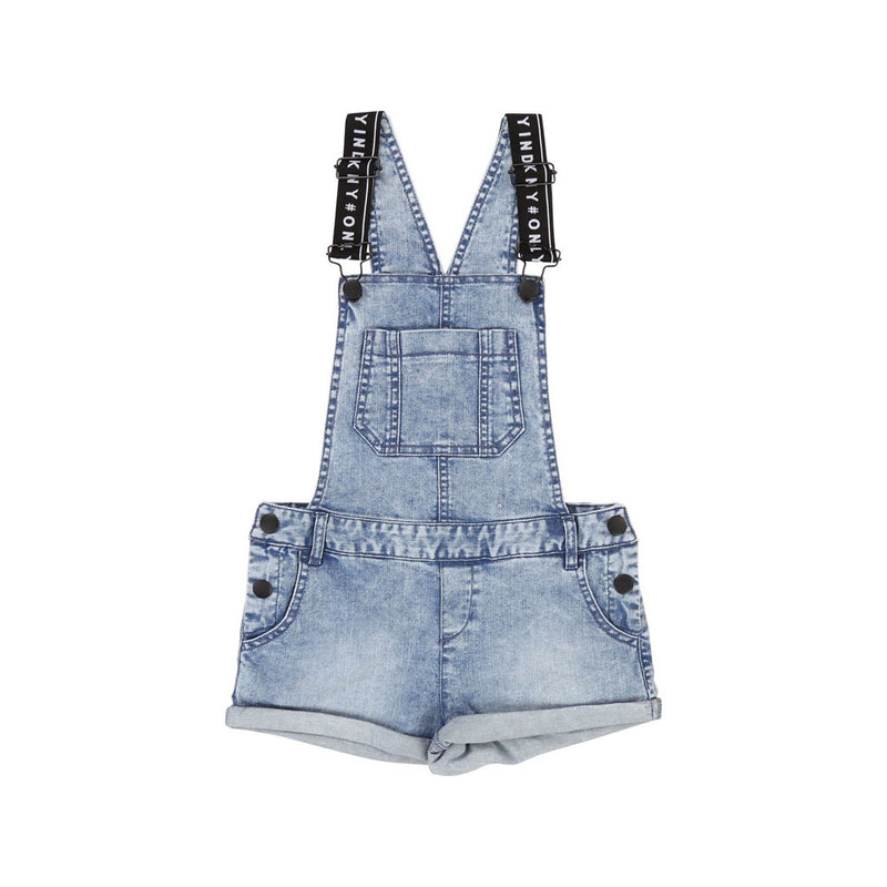 SHORT DUNGAREES 4A