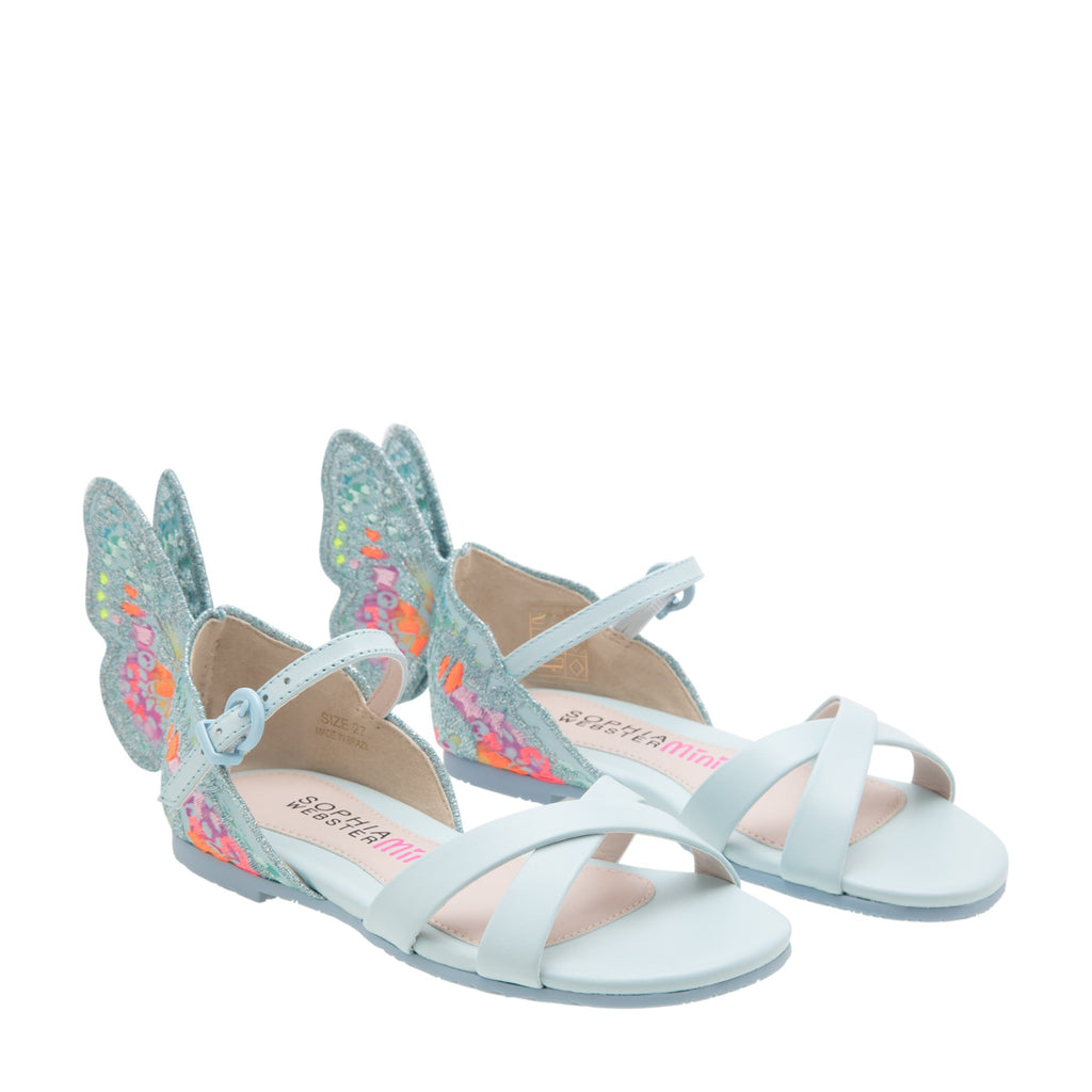 Chiara Embroidery Sandal Junior