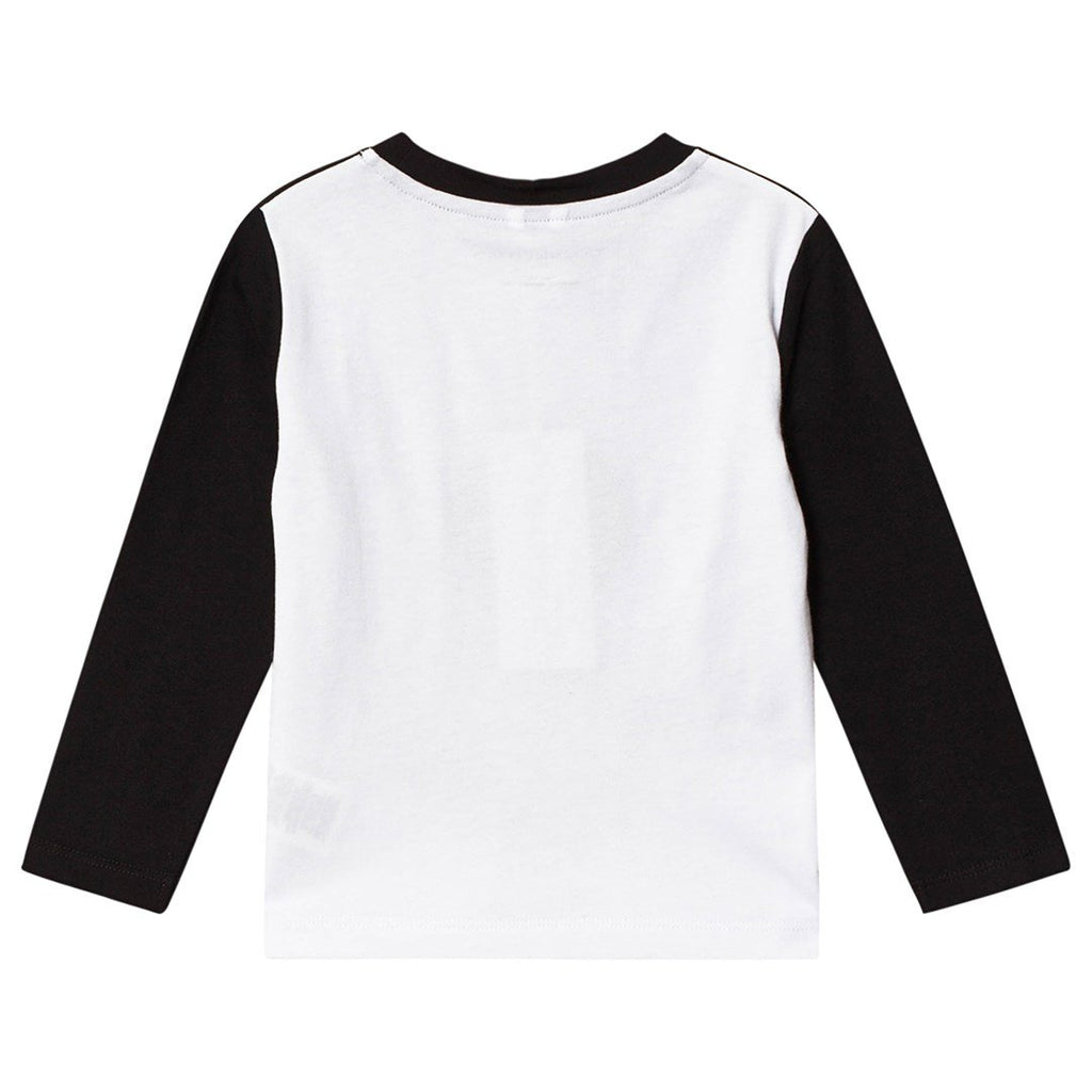 Rocket Print Raglan Top