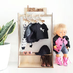 The DOLLtimate Organizer -  Plywood