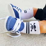 Mini Skull Socks- 2 colours