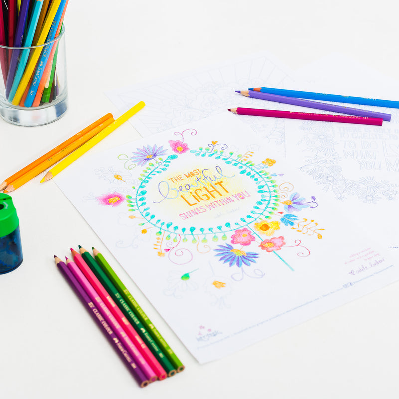 Intrinsic Colouring In Printables