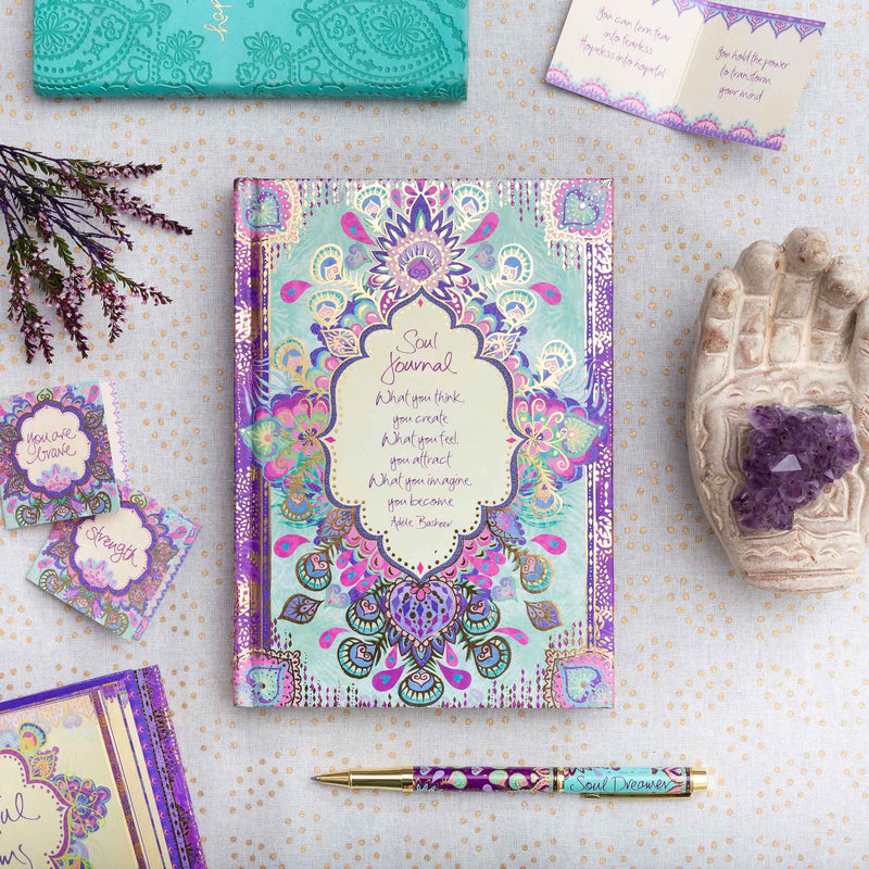 Intrinsic Soul Journaling Prompts