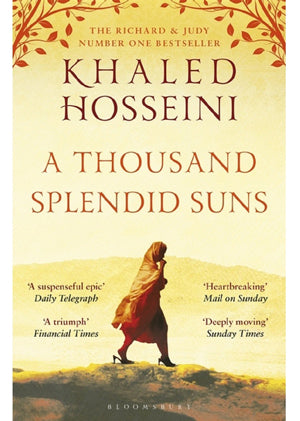 Intrinsic Book Club - A Thousand Splendid Suns by Khaled Hosseini