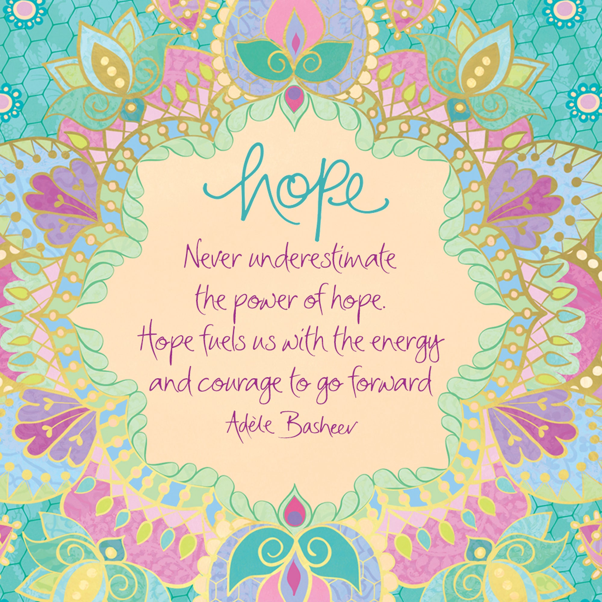 Intrinsic Hope Digital Wallpaper