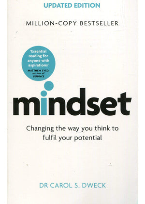 Intrinsic Book Recommendations Mindset by Carol S. Dweck