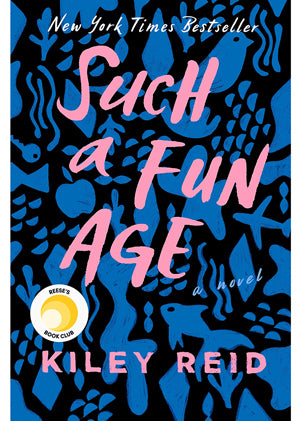 Intrinsic Book Recomendations: Such a Fun Age by Kiley Reid