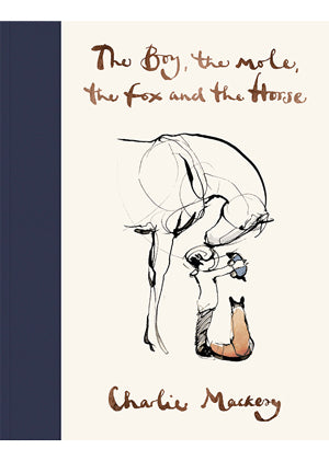 Intrinsic Book Suggestion - The Boy, The Mole, The Fox and The Horse By Charlie Mackesy