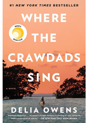 Intrinsic Book Reviews - Where the Crawdads Sing