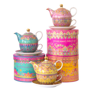 Intrinsic Tea For One Teapots Collection