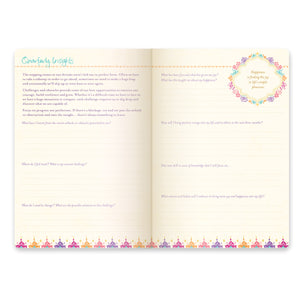 2020 Intrinsic Diary Joy & Happiness Quarterly Insight Pages