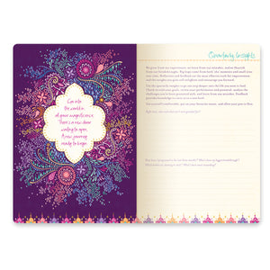 Intrinsic 2020 Diary Colourful Guided Journaling Pages