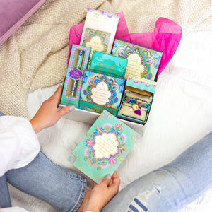Intrinsic Turquoise Love Self Care Gift Pack
