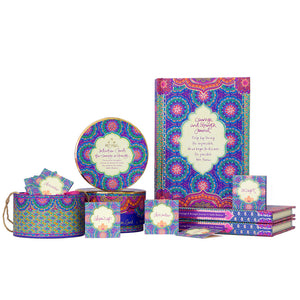 Guide Your Life Courage & Strength Collection with Journal and Intuition Affirmation Cards