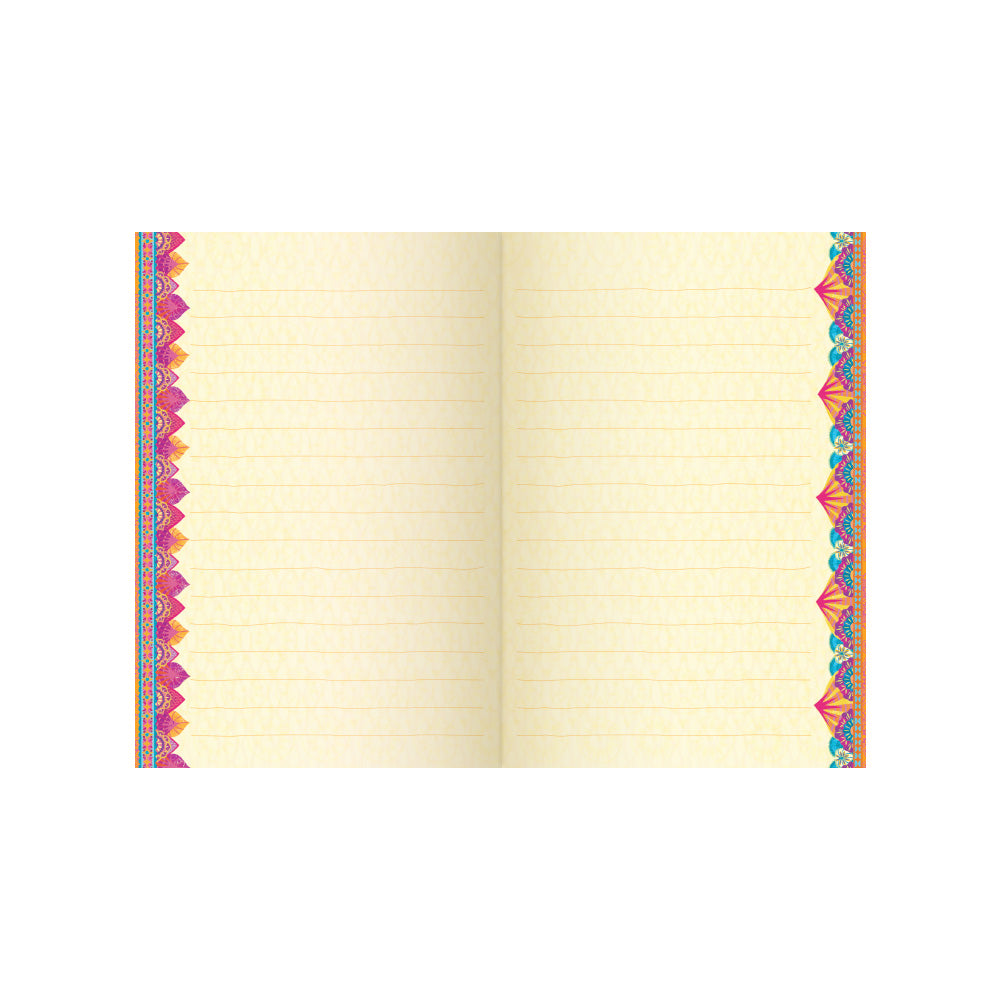 Intrinsic Yellow Lined Journal